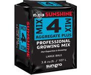Picture of SunGro Horticulture Sunshine Mix #4, 3.8 cu ft (compressed)