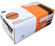 Picture of Grabber Orange Nitrile Gloves, Size M, Box of 100