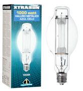Picture of Xtrasun Metal Halide (MH) Lamp, 1000W, 7200K